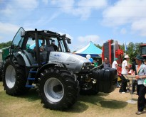 33rd INTERNATIONAL AGRICULTURAL MACHINERY SHOW in Obihiro